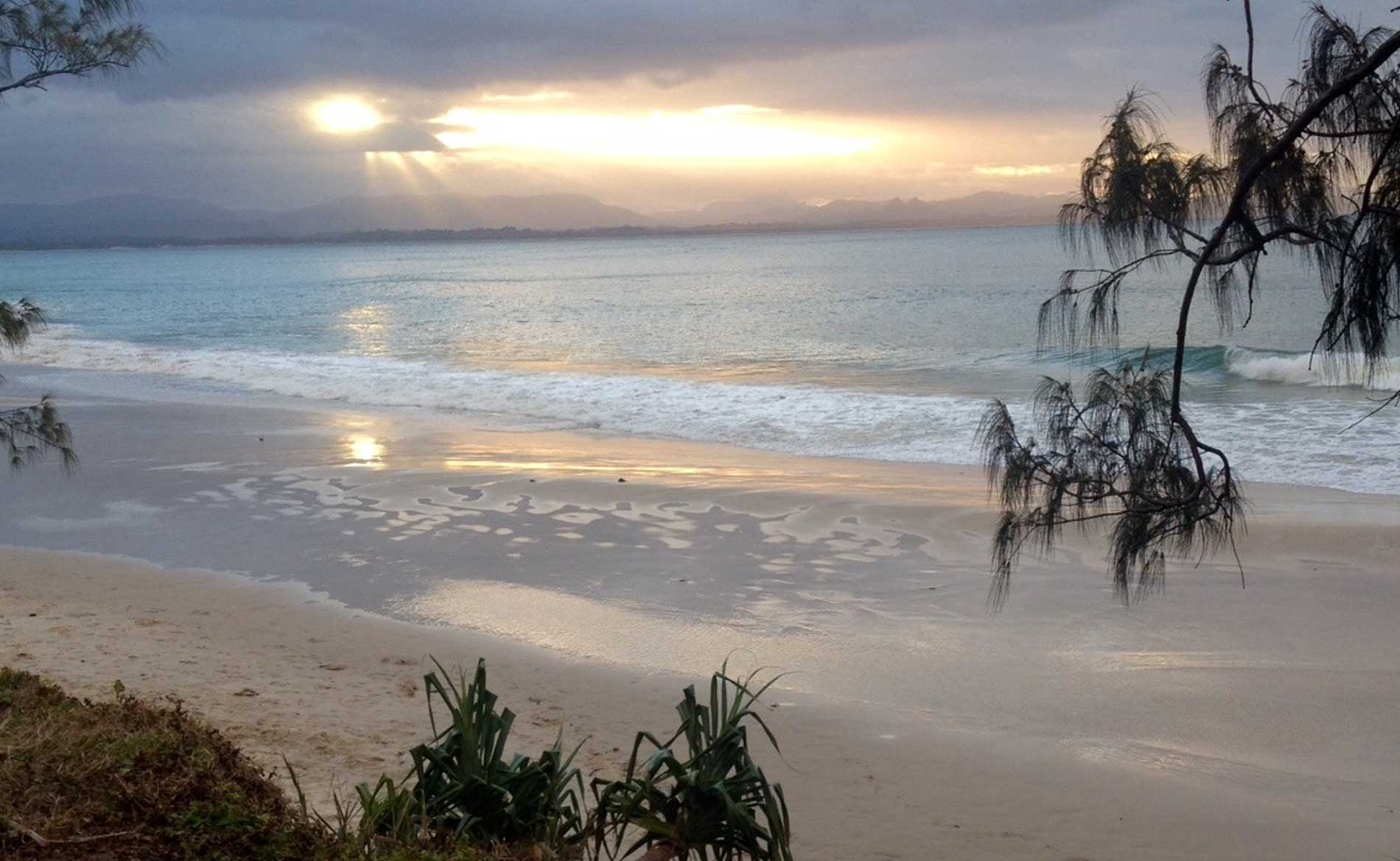 Byron-Bay-Sunset